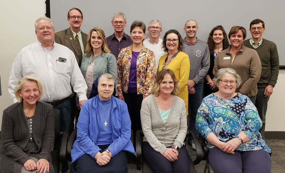 Lewis-Clark Valley Healthcare Foundation Board Members 2019